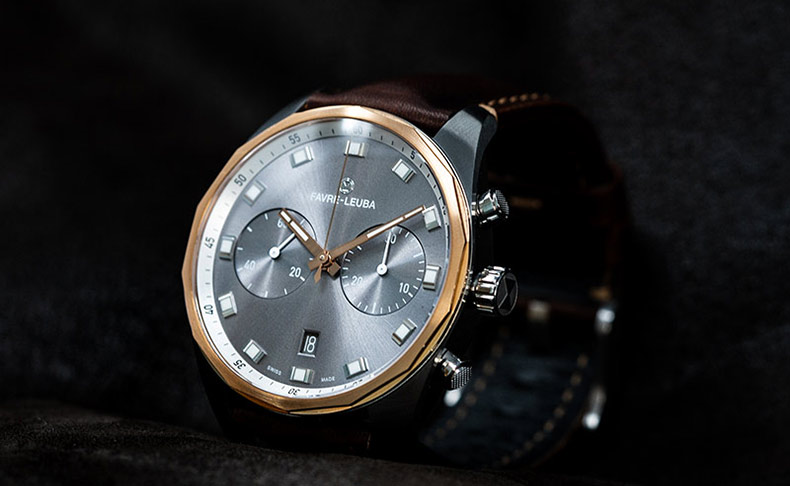 『魔進戦隊キラメイジャー』にファーブル・ルーバの腕時計「スカイチーフクロノグラフ」が登場