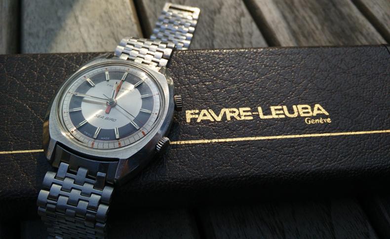 ファーブル・ルーバの過去に発売された時計(アンティークウォッチ)に関するお問い合わせに関して