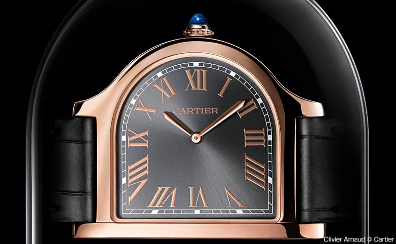 Cartier | カルティエ        2021新作 「カルティエ プリヴェ」コレクション「クロシュ ドゥ カルティエ」