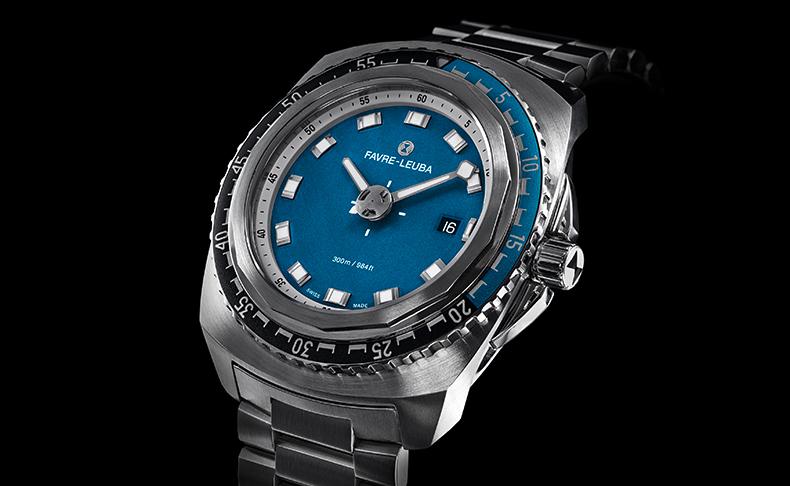 「ファーブル・ルーバ 」Blue Watch Fair 開催中