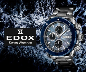 EDOX  CHRONOFFSHORE-1 CHRONOGRAPH AUTOMATIC JAPAN LIMITED EDITION
