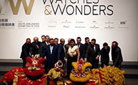 第23回 香港WATCHES & WONDERS 2015速報