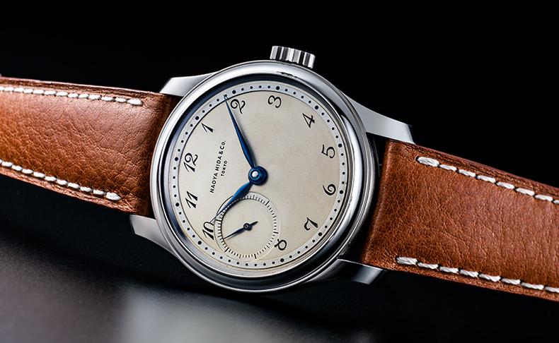 独立創作家の世界 時計業界での豊富な経験から生まれた 現代のヴィンテージ・ウォッチ『NH TYPE 1B』