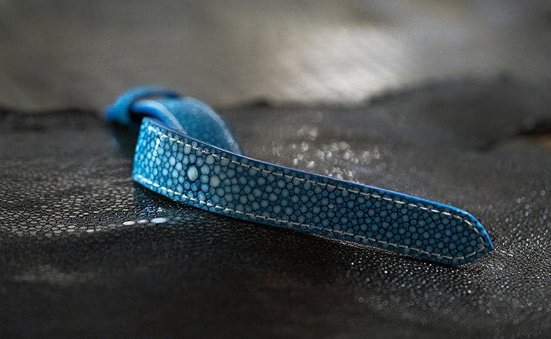 ストラップ・ワールド「ガルーシャテイル」 美しさと構造への徹底追及から生まれた珠玉のウォッチ・ストラップ