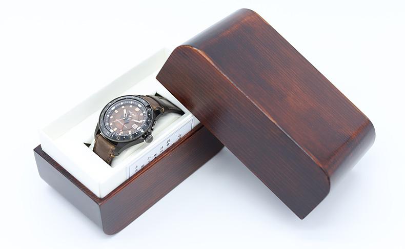EPSON TRUME×木曽漆器|木と漆の魅力を発信する伝統工芸品の特製化粧箱