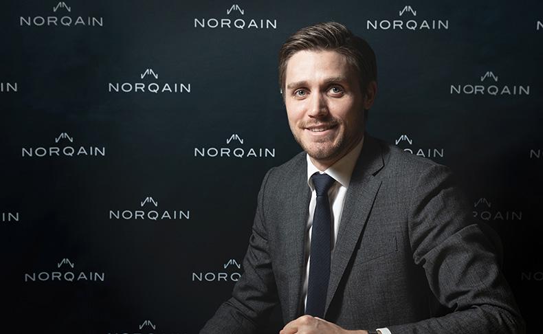 ノルケイン CEO ベン・カッファー インタビュー|デビュー二年目で実現したノルケインの新しいマニュファクチュール・キャリバー