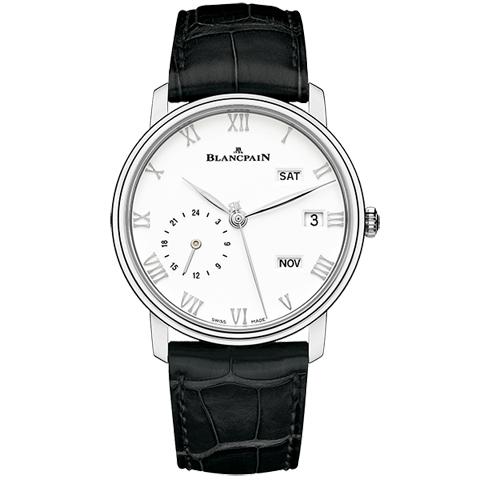 ブランパン BLANCPAIN アニュアルカレンダー GMTスティール 6670-1127-55B