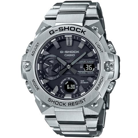 ジーショック CASIO G-SHOCK G-STEEL GST-B400 Series GST-B400D-1AJF