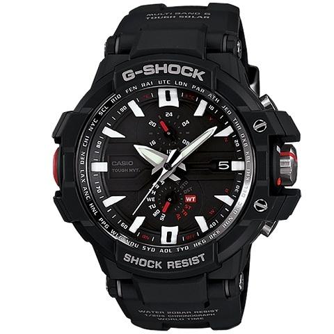 ジーショック CASIO カシオ G-SHOCK グラビティマスター GW-A1000-1AJF
