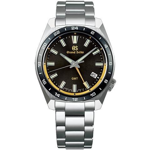 グランドセイコー GRAND SEIKO 9Fクオーツ GMT セイコー創業140周年記念限定モデル SBGN023