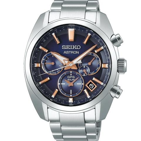 アストロン SEIKO ASTRON アストロン 5X デュアルタイム ステンレスモデル SBXC049