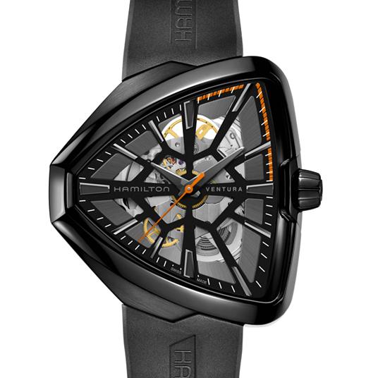 new style 0cda9 65581 2019年 ハミルトン新作 ベンチュラ スケルトン | ブランド腕時計 ...