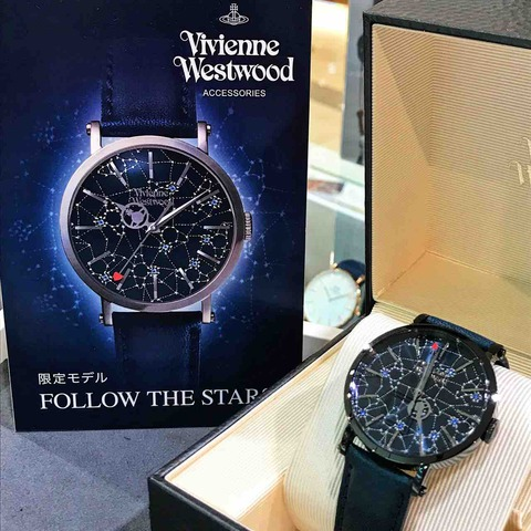 【Vivienne Westwood】限定モデル🌟Follow the stars🌟