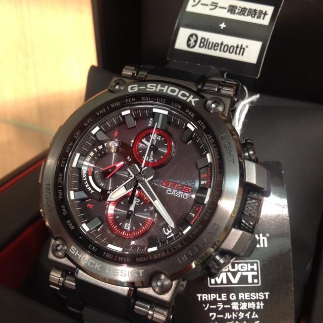 finest selection f910b 86238 カシオ]CASIO 腕時計 G-SHOCK ジーショック MT-G Bluetooth 搭載 ...
