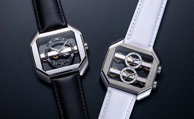 独立創作家の世界(2) 時計デザイナーの夢を具現化した 独創ムーブメントのウォッチ・コレクション
