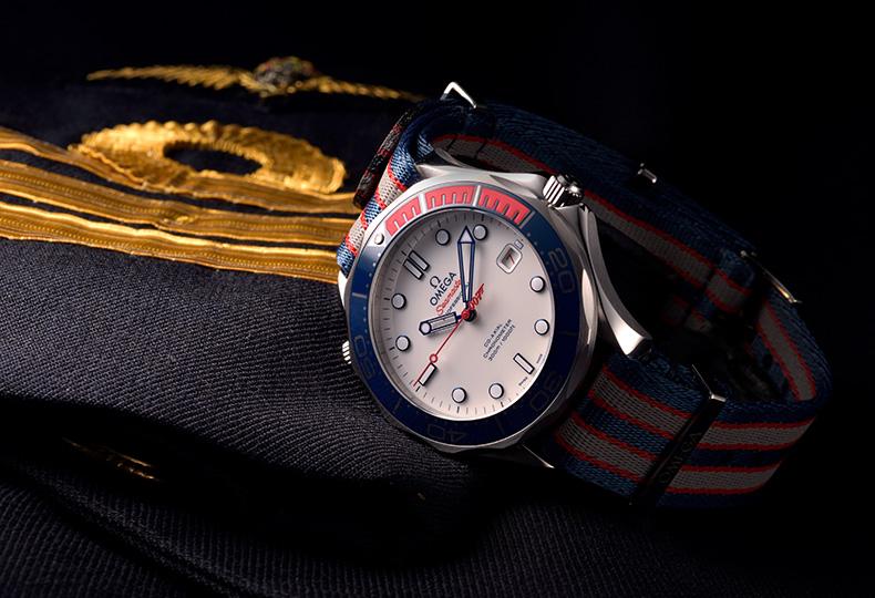 "newest 94271 7b29e 女王陛下の腕時計""、オメガが放つ ジェームズ・ボンド特別限定 ..."