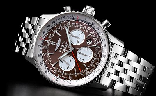 2017年 ブライトリング新作 ナビタイマー ラトラパンテ 01 | ブランド腕時計の正規販売店紹介サイトGressive/グレッシブ