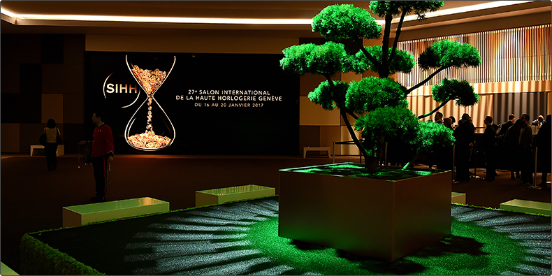 af047885f1 SIHH 20172017 SIHH 新作 レポート 厳選コレクションで時計の魅力を訴求。高級時計新時代の幕開けを予感させる時計の祭典