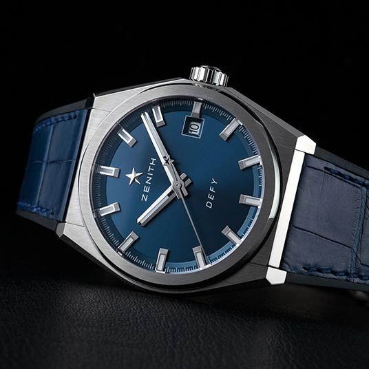 low priced 00059 701d0 2018年 ゼニス新作 デファイ クラシック | ブランド腕時計の正規 ...