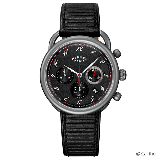 san francisco 81717 d9918 2018年 エルメス新作 アルソー クロノ チタン   ブランド腕時計 ...