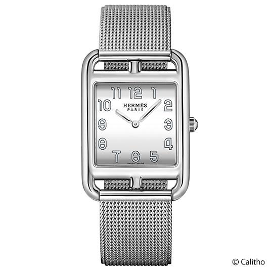 sale retailer 80c75 b2ea1 2018年 エルメス新作 ケープコッド | ブランド腕時計の正規販売 ...