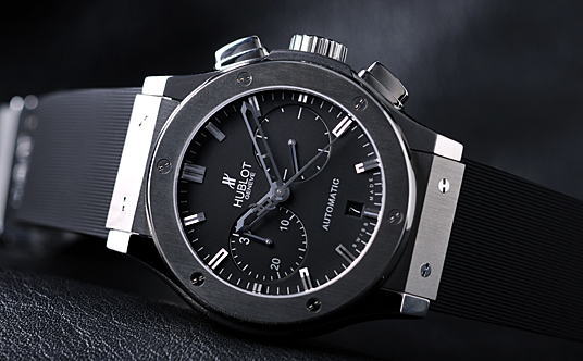 huge selection of 804a7 3e38a HUBLOT(ウブロ) クラシック フュージョン クロノグラフ ...